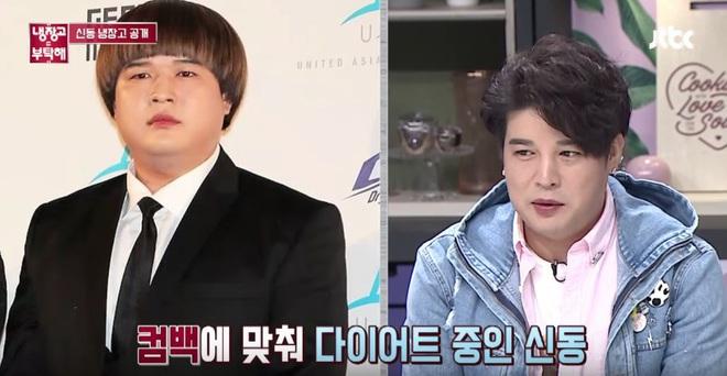 Shindong (Super Junior) hé lộ 5 loại thực phẩm thần thánh giúp anh giảm được 23kg chỉ sau 2 tháng - Ảnh 3.