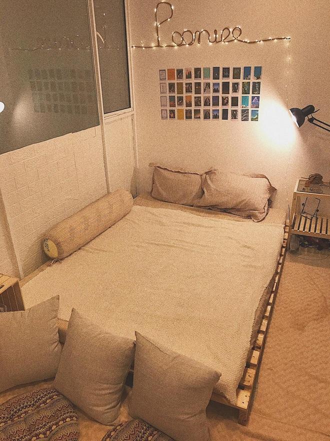 Cây - gương - tường - đèn: Công thức biến không gian cũ kỹ thành căn phòng xinh xắn, hội nghiện decor áp dụng triệt để - Ảnh 1.