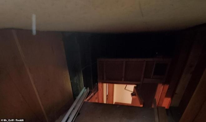 Người đàn ông tình cờ khám phá ra cả một 'căn hộ bí mật' được giấu kín trên gác mái nhà mình mà lâu nay không hề hay biết - ảnh 5