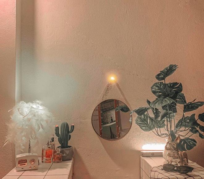 Cây - gương - tường - đèn: Công thức biến không gian cũ kỹ thành căn phòng xinh xắn, hội nghiện decor áp dụng triệt để - Ảnh 5.