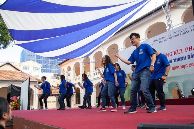 Lễ trưởng thành của lò đào tạo sao Việt tại TP. HCM: Chất lừ và đong đầy cảm xúc - ảnh 3