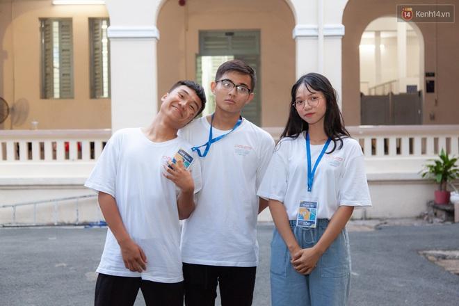 Lễ trưởng thành của lò đào tạo sao Việt tại TP. HCM: Chất lừ và đong đầy cảm xúc - ảnh 7