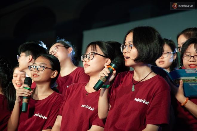 Lễ trưởng thành của lò đào tạo sao Việt tại TP. HCM: Chất lừ và đong đầy cảm xúc - ảnh 5
