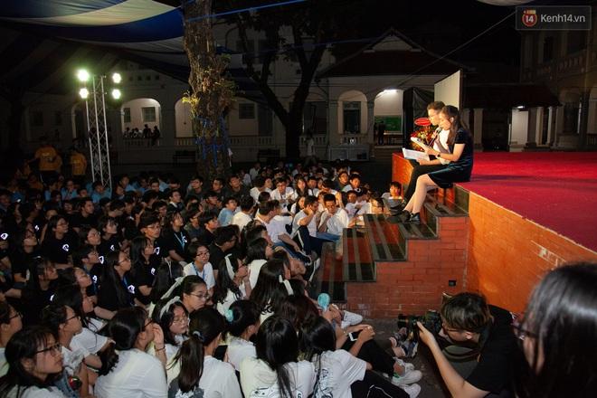 Lễ trưởng thành của lò đào tạo sao Việt tại TP. HCM: Chất lừ và đong đầy cảm xúc - ảnh 11
