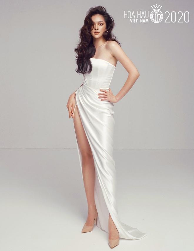 Xuất hiện ứng viên nặng kí của Hoa Hậu Việt Nam 2020: Dáng đẹp, mặt xinh, makeup tông nude đã tây còn na ná Châu Bùi - ảnh 2