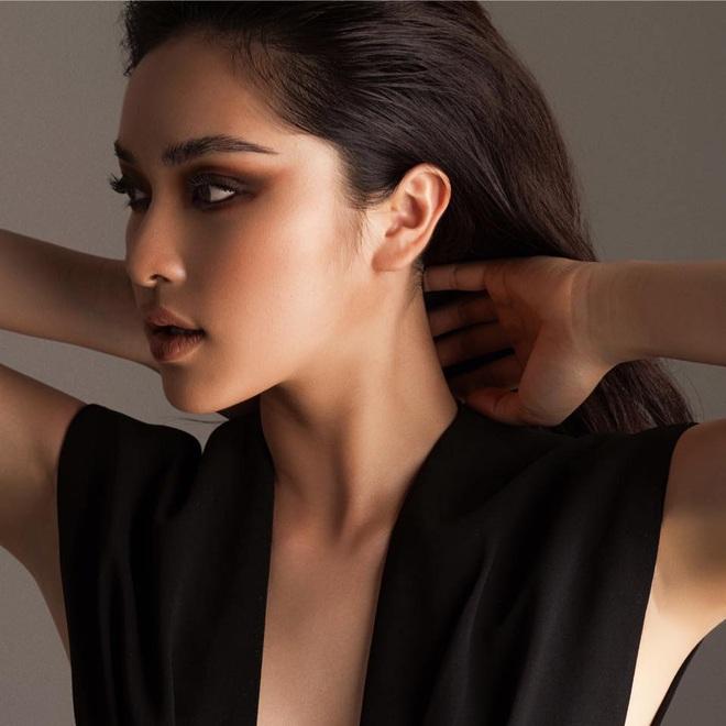 Xuất hiện ứng viên nặng kí của Hoa Hậu Việt Nam 2020: Dáng đẹp, mặt xinh, makeup tông nude đã tây còn na ná Châu Bùi - ảnh 5
