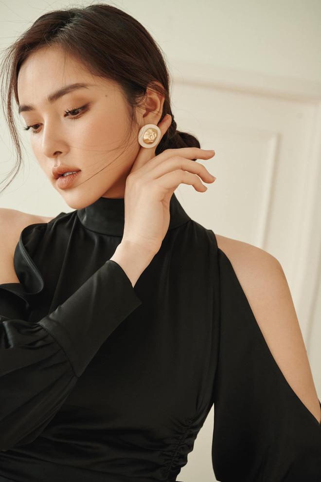 Xuất hiện ứng viên nặng kí của Hoa Hậu Việt Nam 2020: Dáng đẹp, mặt xinh, makeup tông nude đã tây còn na ná Châu Bùi - ảnh 4