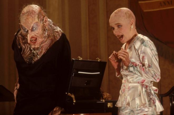 Mỹ nhân khét tiếng Anne Hathaway lột xác thành phù thuỷ tạo hình cực kinh dị - ảnh 9