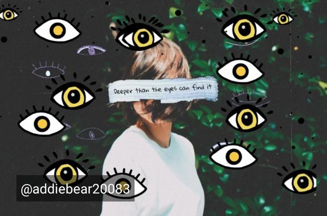 Lạ lẫm với thử thách Doodle Eyes của PicArt, toàn mắt là mắt nhưng cuốn hút lạ kỳ - ảnh 8