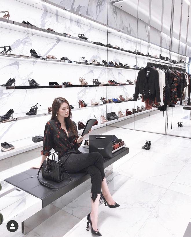 """Hoa hậu """"rich kid"""" Jolie Nguyễn: Vi vu nước ngoài, tậu đồ hiệu mỏi tay, tuyên bố tiêu 500 triệu⁄ tháng không cần đại gia - Ảnh 8."""