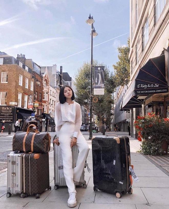 """Hoa hậu """"rich kid"""" Jolie Nguyễn: Vi vu nước ngoài, tậu đồ hiệu mỏi tay, tuyên bố tiêu 500 triệu⁄ tháng không cần đại gia - Ảnh 6."""