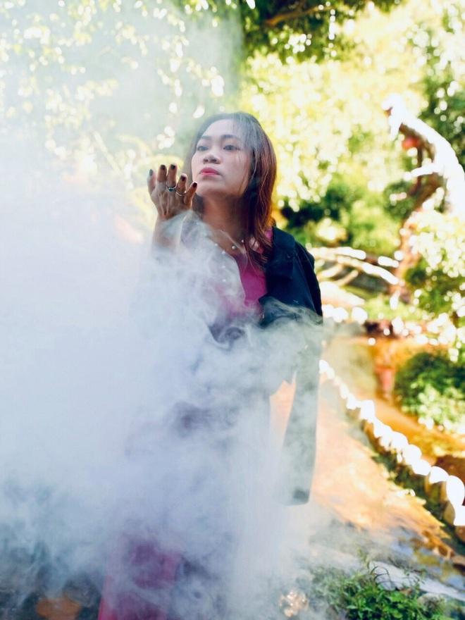 """Sau khi bị chê phản cảm, hiện tại khu du lịch Quỷ Núi gần Đà Lạt đã mặc """"quần áo"""" cho các bức tượng - Ảnh 4."""