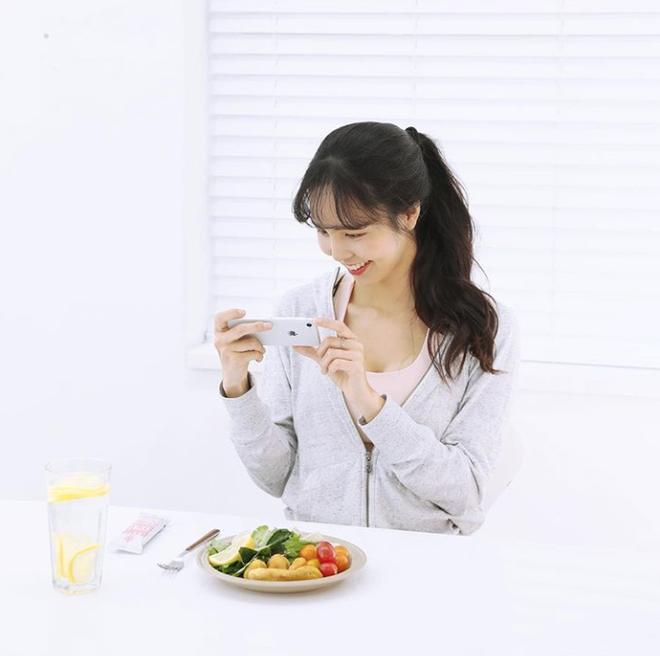 Từ 70kg xuống 50kg, cô gái Hàn chia sẻ 3 bí quyết giảm cân và 4 bài tập giúp thân dưới thanh mảnh - ảnh 5