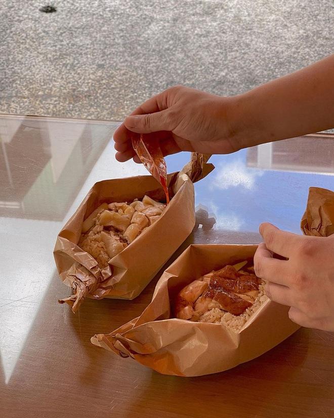 """Quán ăn hút khách nhờ ý tưởng gói cơm bằng giấy cực lạ, vừa thân thiện với môi trường lại khiến hội thích """"sống ảo"""" phát cuồng vì lên ảnh đẹp khỏi chê - Ảnh 3."""