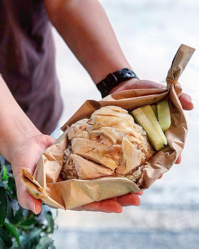 """Quán ăn hút khách nhờ ý tưởng gói cơm bằng giấy cực lạ, vừa thân thiện với môi trường lại khiến hội thích """"sống ảo"""" phát cuồng vì lên ảnh đẹp khỏi chê - Ảnh 5."""
