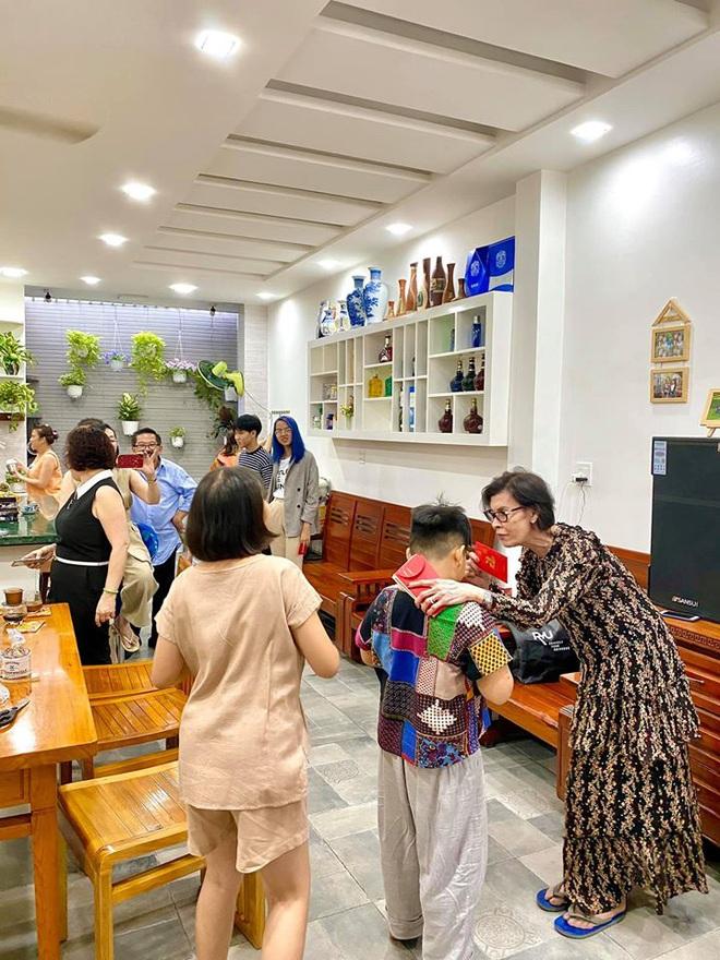 Kỳ Duyên để lộ cơ ngơi khang trang của Minh Triệu ở quê, còn chứng minh tình cảm tốt đẹp với gia đình bạn thân - ảnh 6