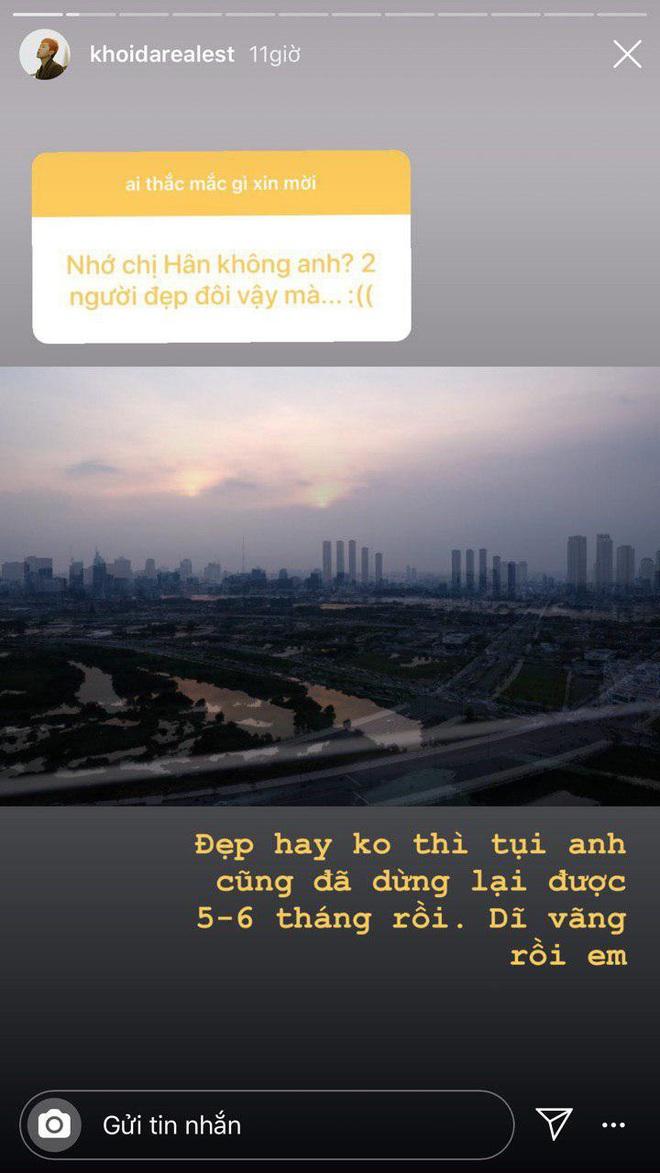 Rapper Khói follow duy nhất Mây: Con đường tình yêu trên Instagram dạo này nhộn nhịp quá! - ảnh 5
