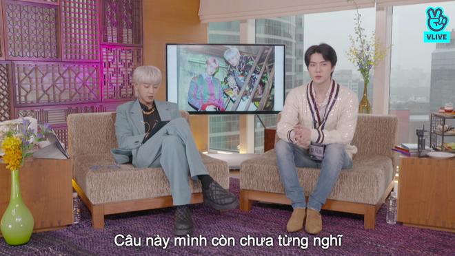 EXO-SC trở lại với MV 1 Billion Views, leak trọn album trong showcase và kể về thời bộ đôi Chanyeol - Sehun lúc chưa thân thiết với nhau - ảnh 1