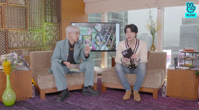 EXO-SC trở lại với MV 1 Billion Views, leak trọn album trong showcase và kể về thời bộ đôi Chanyeol - Sehun lúc chưa thân thiết với nhau - ảnh 10