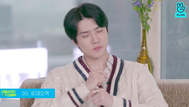 EXO-SC trở lại với MV 1 Billion Views, leak trọn album trong showcase và kể về thời bộ đôi Chanyeol - Sehun lúc chưa thân thiết với nhau - ảnh 18