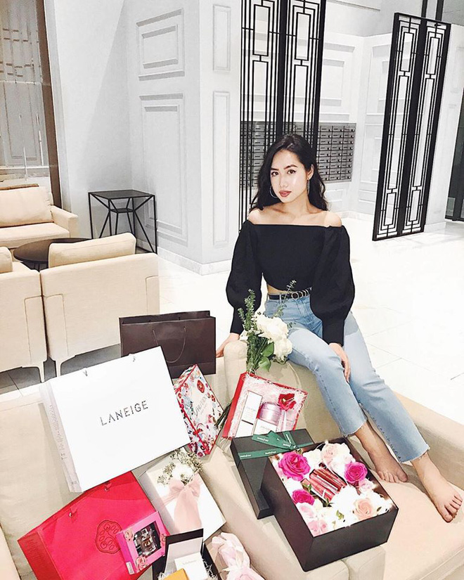 Profile khủng của nữ chính tập 11 Người ấy là ai: Từng sống ở Nga, du học tại Úc, hot beauty blogger đạt nút bạc Youtube - Ảnh 9.