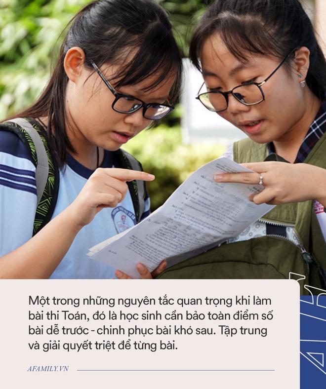 Thầy giáo chỉ ra 9 điều cần nhớ kỹ trước ngày thi tuyển sinh môn Toán lớp 10: Thành bại hay không đều nhờ những điều này cả! - Ảnh 3.