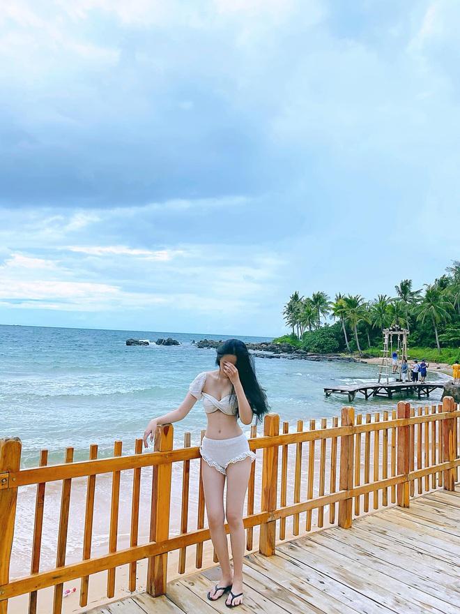 Dàn thí sinh Hoa Hậu Việt Nam đọ sắc với bikini: Ai cũng chân dài thẳng tắp, body nóng bỏng hay mảnh mai đều cân hết - ảnh 11