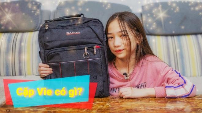 Vy Cà Mau - Youtuber sinh năm 2007 ra clip bắt trend kiếm tiền đều đều, cuối năm vẫn đạt HSG mới nể - ảnh 3