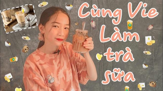 Vy Cà Mau - Youtuber sinh năm 2007 ra clip bắt trend kiếm tiền đều đều, cuối năm vẫn đạt HSG mới nể - ảnh 5