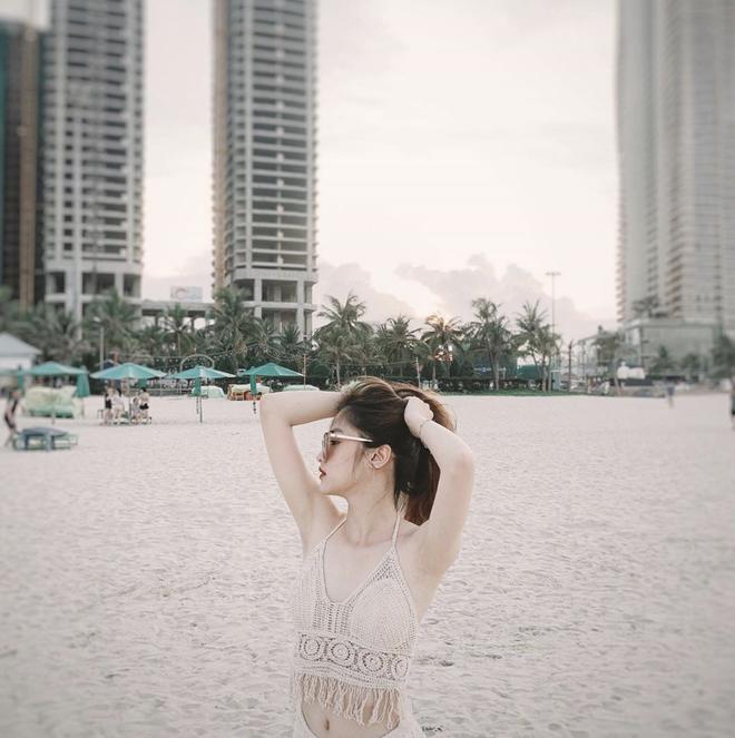 Dàn thí sinh Hoa Hậu Việt Nam đọ sắc với bikini: Ai cũng chân dài thẳng tắp, body nóng bỏng hay mảnh mai đều cân hết - ảnh 9