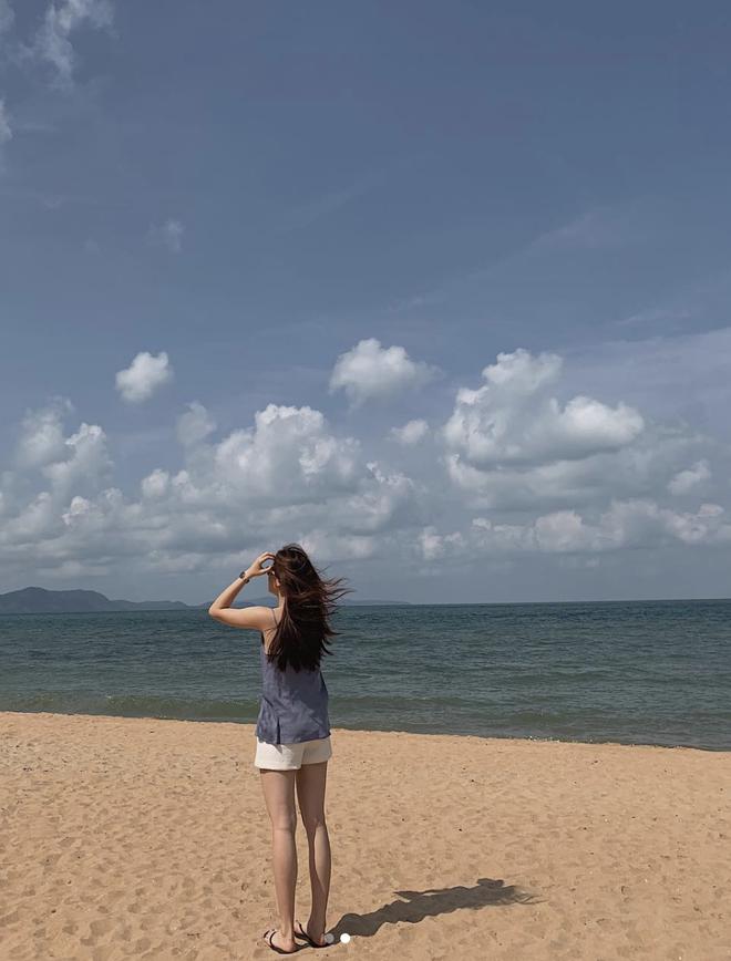 Dàn thí sinh Hoa Hậu Việt Nam đọ sắc với bikini: Ai cũng chân dài thẳng tắp, body nóng bỏng hay mảnh mai đều cân hết - ảnh 6