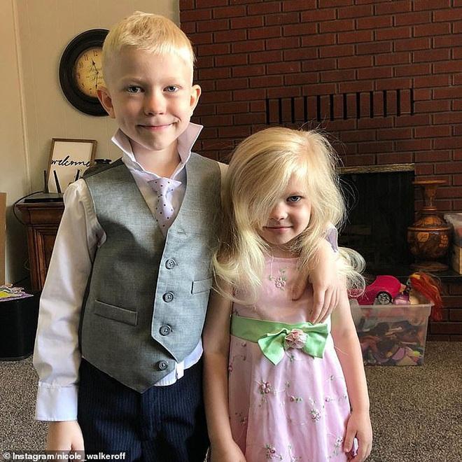 Cậu bé 6 tuổi phải khâu 90 mũi vì xả thân cứu em gái thoát khỏi chó dữ: Nếu một trong 2 đứa phải chết, con nghĩ người đó sẽ là con - ảnh 2