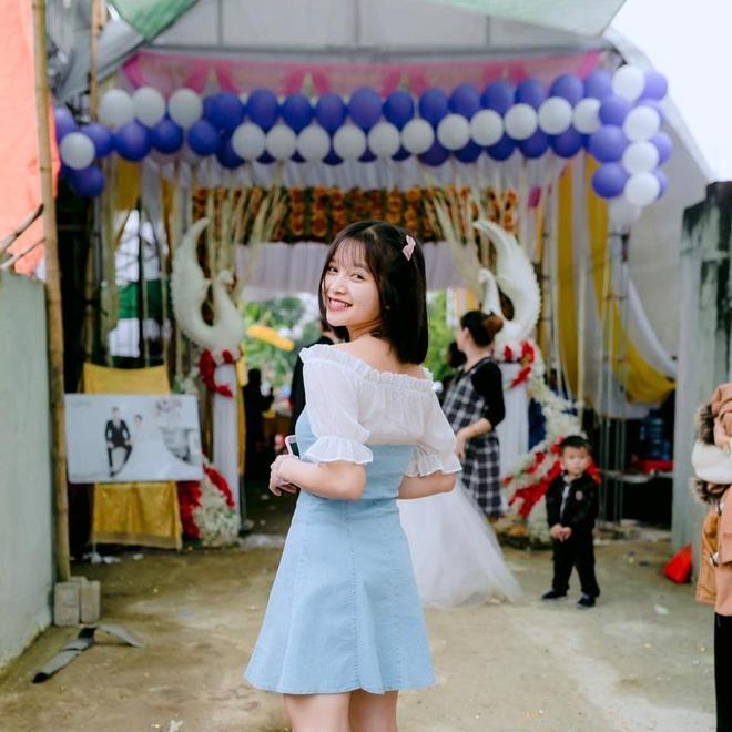 Loạt ảnh đời thường của gái xinh hot nhất mùa kỷ yếu xứ Nghệ, cười một cái là gây say nắng trên diện rộng - ảnh 5