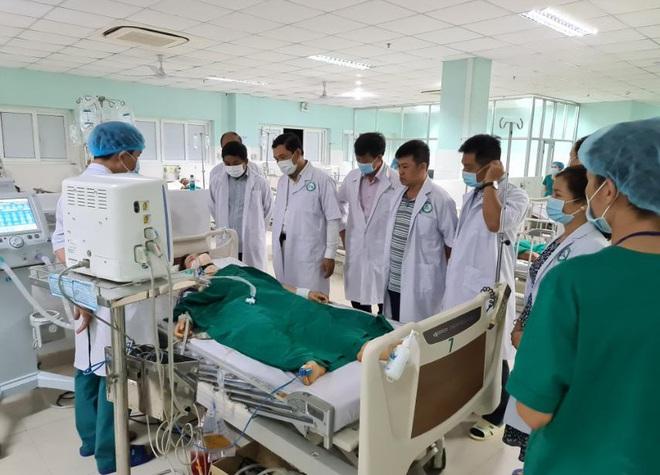 Tình hình sức khỏe mới nhất của các nạn nhân bị thương nặng trong vụ tai nạn 6 người chết ở Kon Tum - ảnh 3