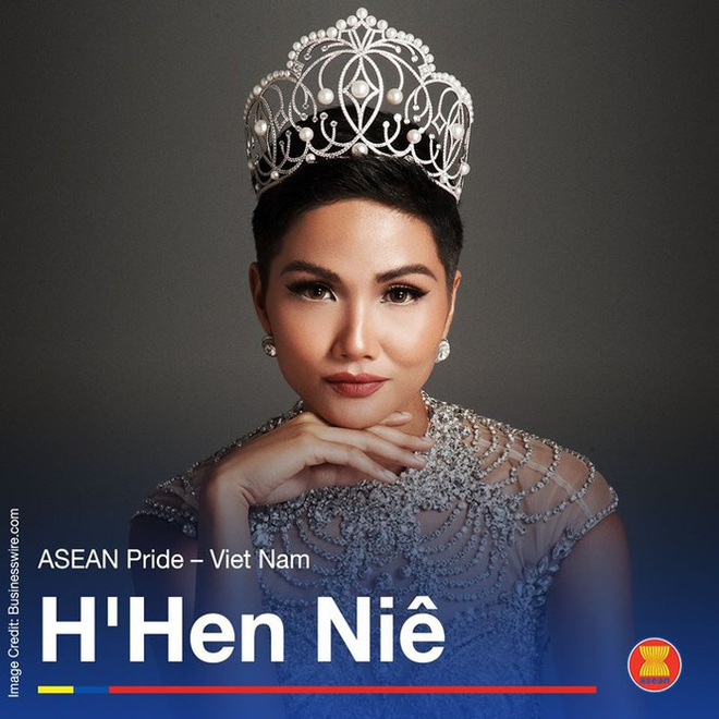 ASEAN vinh danh H'Hen Niê là Niềm tự hào của Đông Nam Á, trở thành biểu tượng lịch sử của nhan sắc Việt - ảnh 1