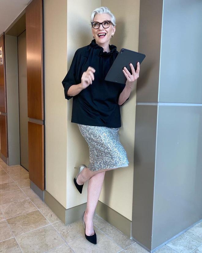 Cụ bà 72 tuổi chia sẻ 3 bước skincare quan trọng nhất cuộc đời: Mới 15 tuổi, tôi đã biết chống nắng từ đầu tới chân - ảnh 12