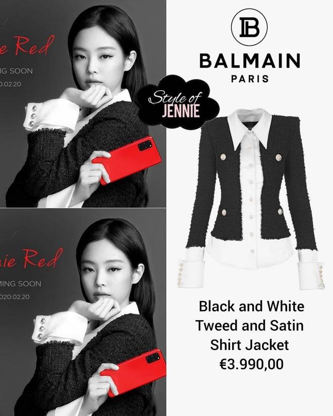 Hương Giang chi nửa tỷ đồng sắm đồ hiệu, hóng nhất chính là màn đụng hàng nảy lửa với Jennie (Black Pink) - ảnh 4