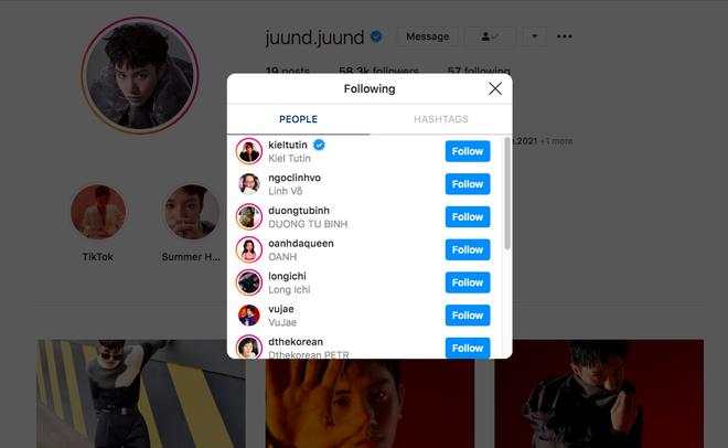 Biên đạo nhảy của BLACKPINK bất ngờ bấm theo dõi instagram của ca sĩ Việt, sắp sửa hợp tác trong MV mới? - ảnh 4