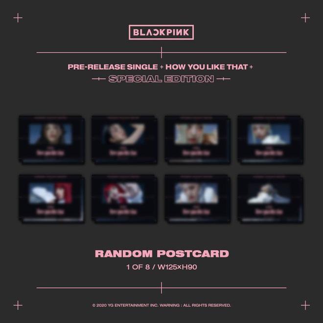 """Somi là người đầu tiên khoe đĩa cứng """"How You Like That"""": Đủ chữ kí của BLACKPINK, nhìn cực xịn nhưng fan lại lo… dễ xước lắm! - ảnh 6"""