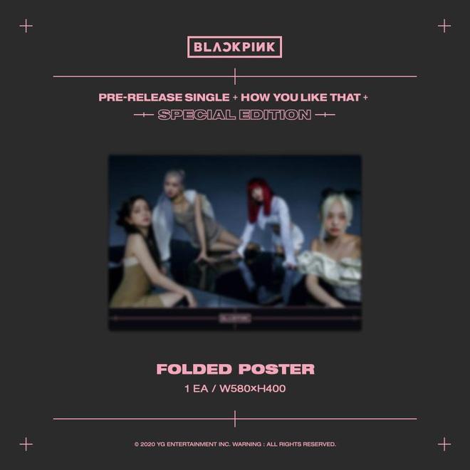 """Somi là người đầu tiên khoe đĩa cứng """"How You Like That"""": Đủ chữ kí của BLACKPINK, nhìn cực xịn nhưng fan lại lo… dễ xước lắm! - ảnh 3"""