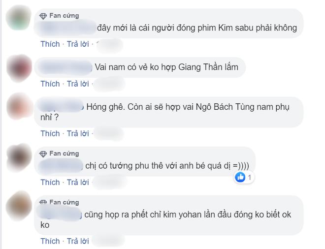 Rộ tin center X1 Kim Yohan đóng Giang Thần bản Hàn, bà con netizen nhận xét: Đẹp đấy mà không hợp! - ảnh 6