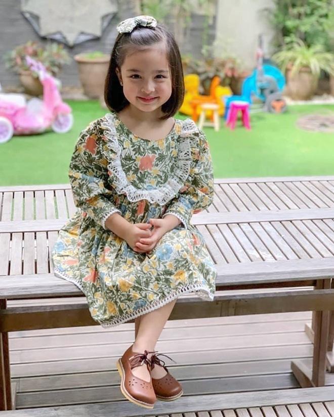 Con gái mỹ nhân đẹp nhất Philippines khiến nửa triệu người phát sốt chỉ với 1 bức ảnh, bảo sao cát-xê cao hơn cả mẹ - ảnh 1