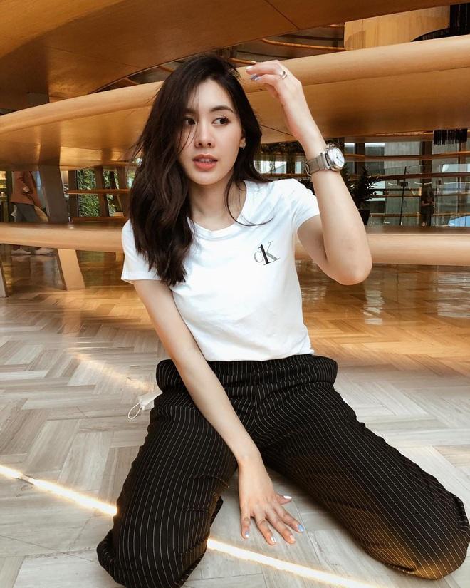Cô bạn thân của Lisa ở Thái Lan: Nhan sắc đẹp chẳng kém idol, style đơn giản mà vẫn sexy hết nút - Ảnh 13.