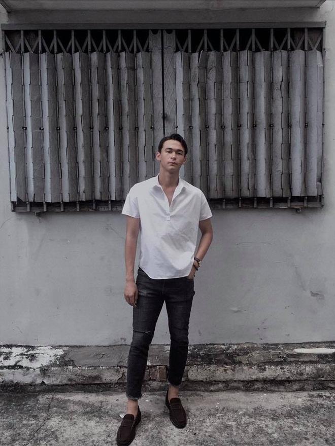 Công tử hào hoa mới của U22 Việt Nam - Tiêu Exal: Thể hình lý tưởng, vẻ ngoài điển trai chẳng kém gì người mẫu - ảnh 9