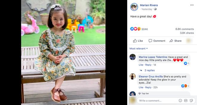 Con gái mỹ nhân đẹp nhất Philippines khiến nửa triệu người phát sốt chỉ với 1 bức ảnh, bảo sao cát-xê cao hơn cả mẹ - ảnh 2