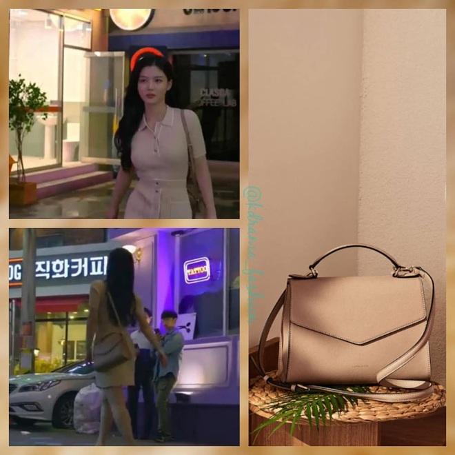 Vào vai cô nhân viên cửa hàng tiện lợi, mỹ nhân Kim Yoo Jung diện đồ hết sức bình dân, có nhiều món giá chỉ loanh quanh 500k - ảnh 18