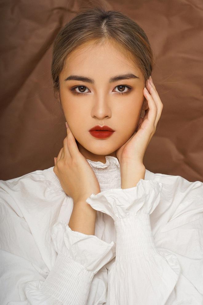 """Soi nhan sắc thật ngoài đời của dàn """"chiến binh"""" tại Hoa hậu Việt Nam 2020: Liệu có còn đáng gờm khi thiếu son phấn? - Ảnh 3."""