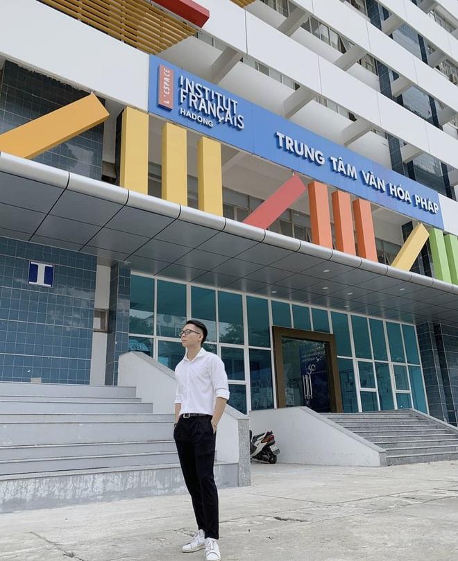 Sơn đủ 7 sắc cầu vồng xanh, đỏ, cam, vàng..., Đại học Kiến trúc Hà Nội xứng danh ngôi trường màu mè nhất Việt Nam! - ảnh 15