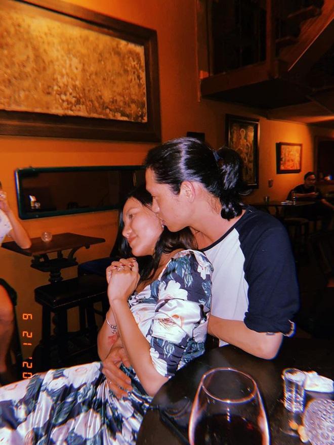 Lý Phương Châu tổ chức sinh nhật bất ngờ cho Hiền Sến, khoảnh khắc khoá môi cực ngọt chiếm trọn spotlight - ảnh 5