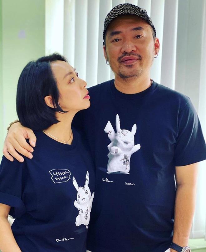 """Thu Trang tự khoe ảnh lộ bụng to rõ cùng lời khẳng định """"Andy có em"""", chuyện gì đây? - ảnh 4"""
